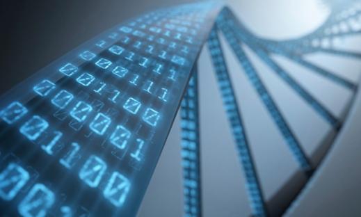 DNA Jadi Bentuk Hard Drive di Masa Depan