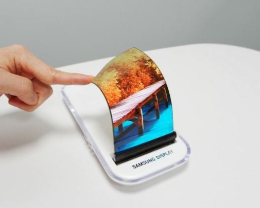 Samsung Galaxy Layar Lipat
